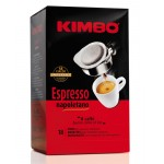 Kimbo Coffee Espresso - Servings Pads 18 Τεμ.
